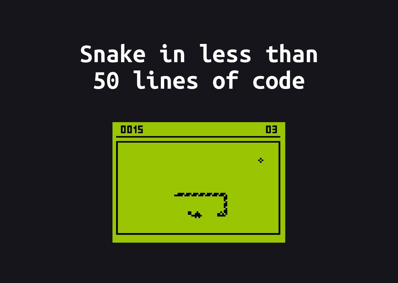 Snake Game demo